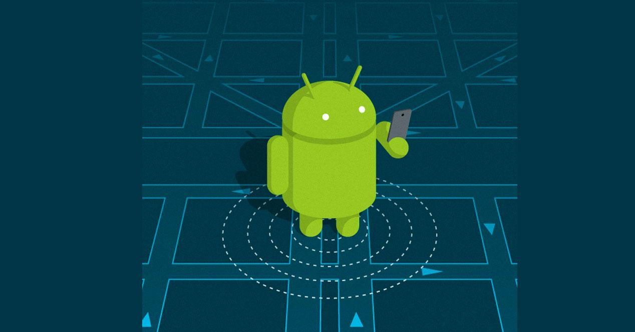 localización Android