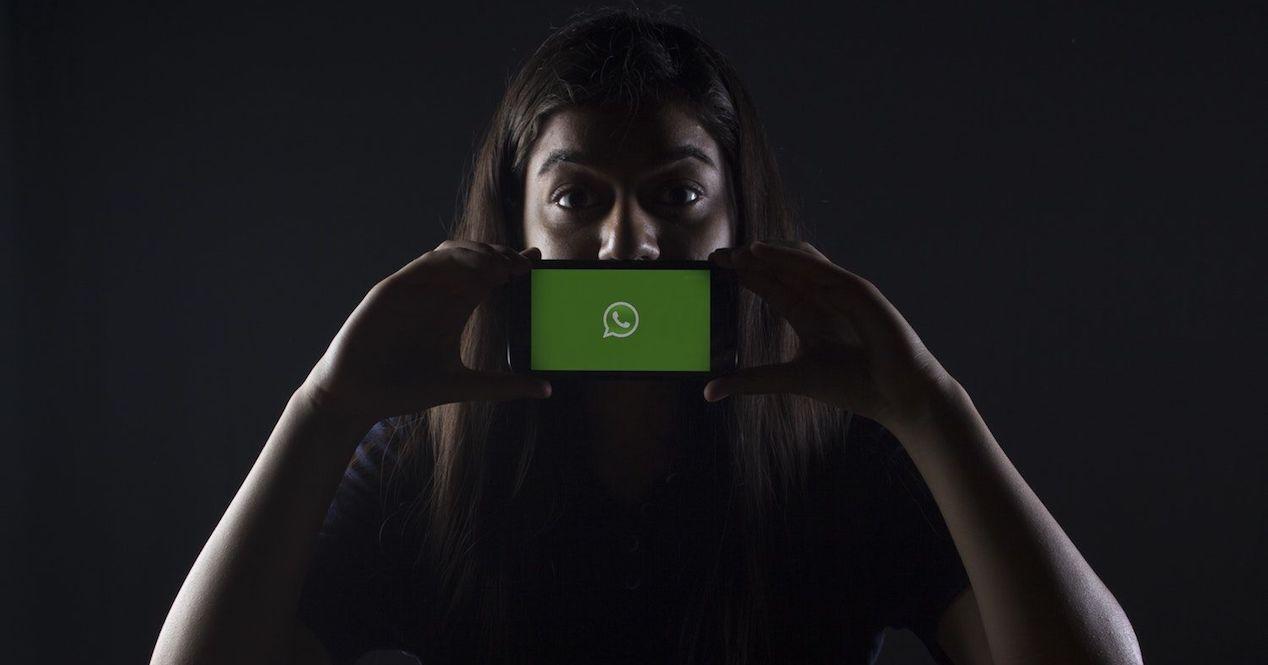 whatsapp niña