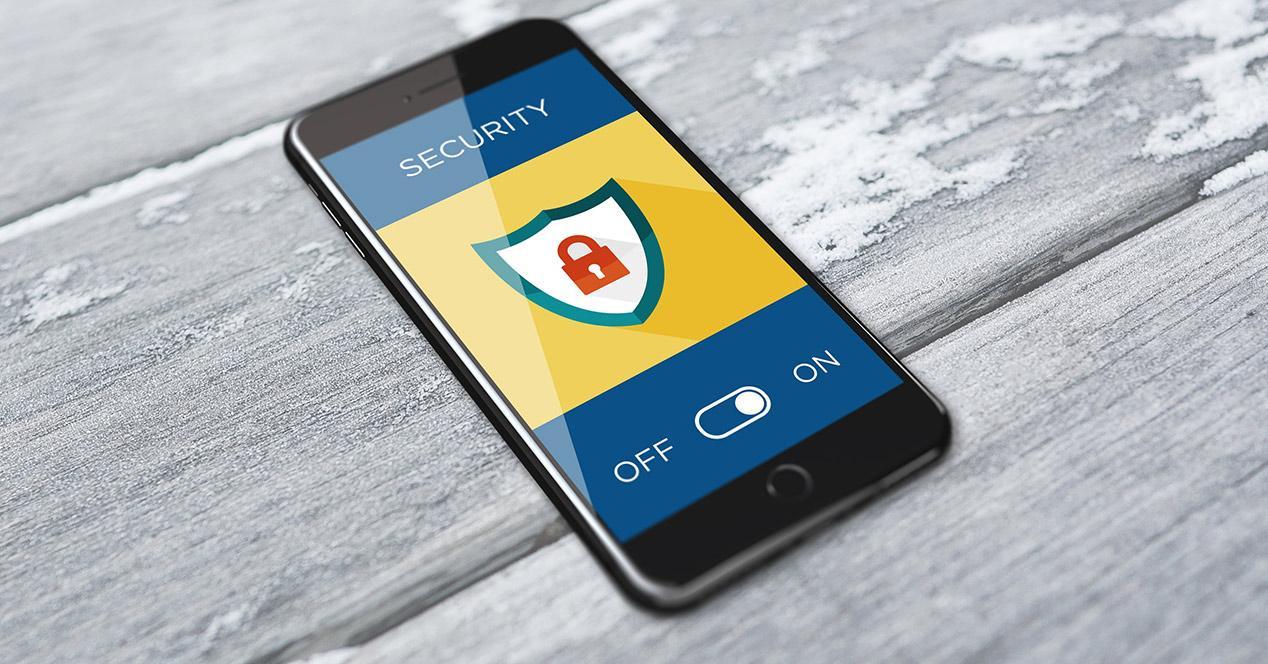 Seguridad en smartphone Android