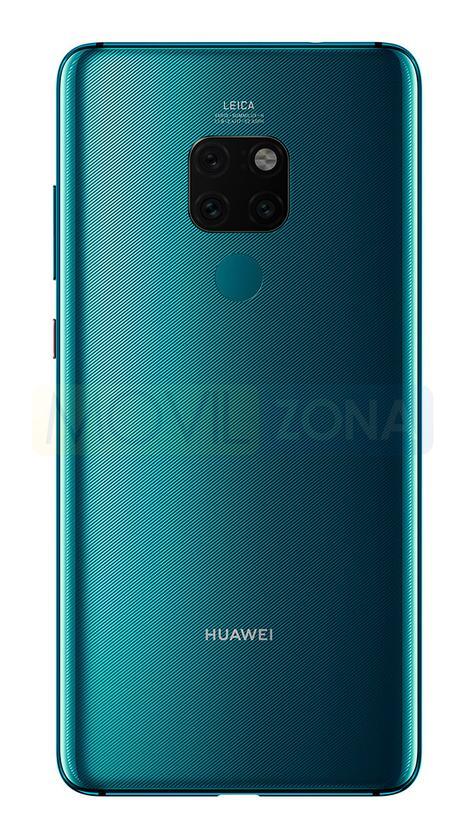 Huawei Mate 20 verde