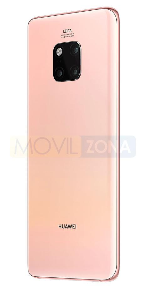Huawei Mate 20 Pro rosa
