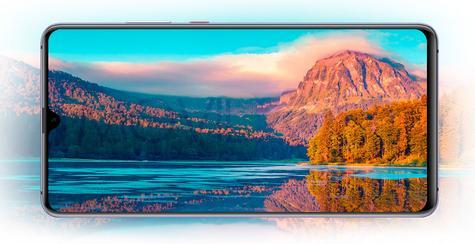 Huawei Mate 20 x pantalla