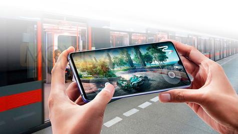 Huawei Mate 20 x games