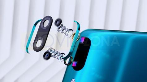 Huawei Y9 2019 doble cámara