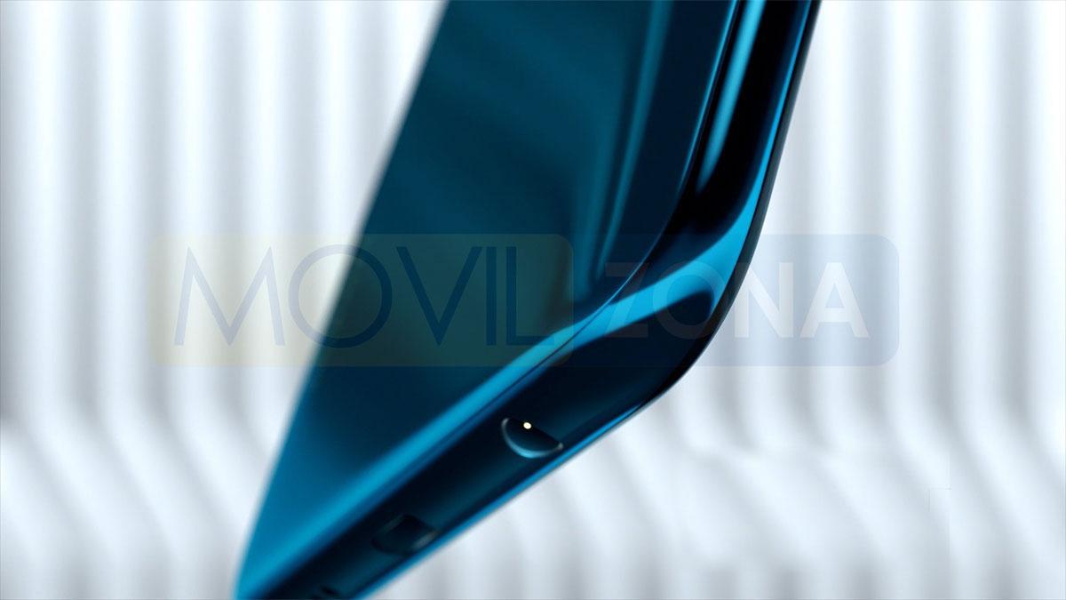 Huawei Y9 2019 conexión de auriculares