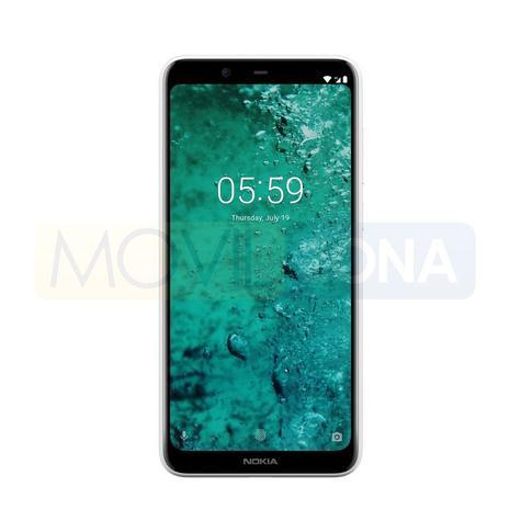 Nokia 5.1 Pus negro