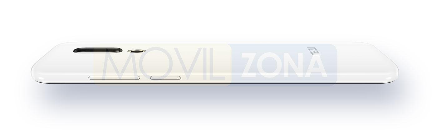 Meizu 16X blanco