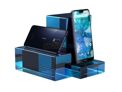 Nokia 7.1 azul