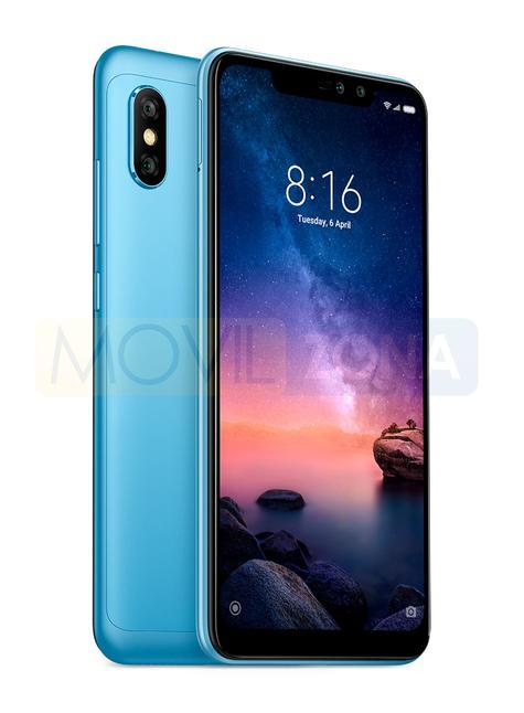 Redmi Note 6 Pro azul