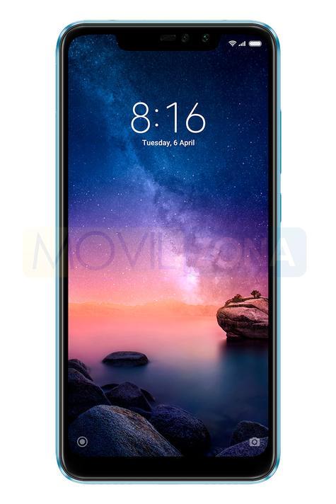 Redmi Note 6 Pro negro