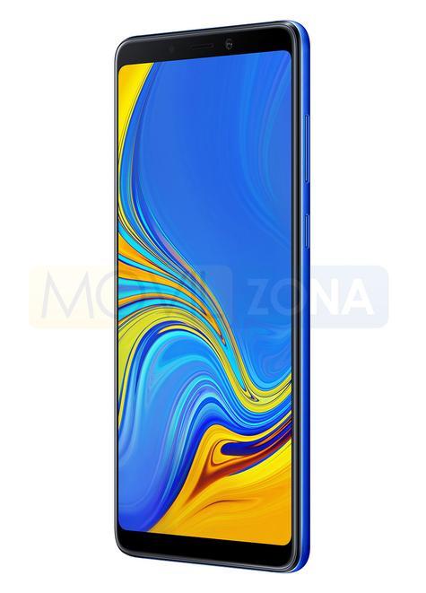 Samsung Galaxy A9 con Android