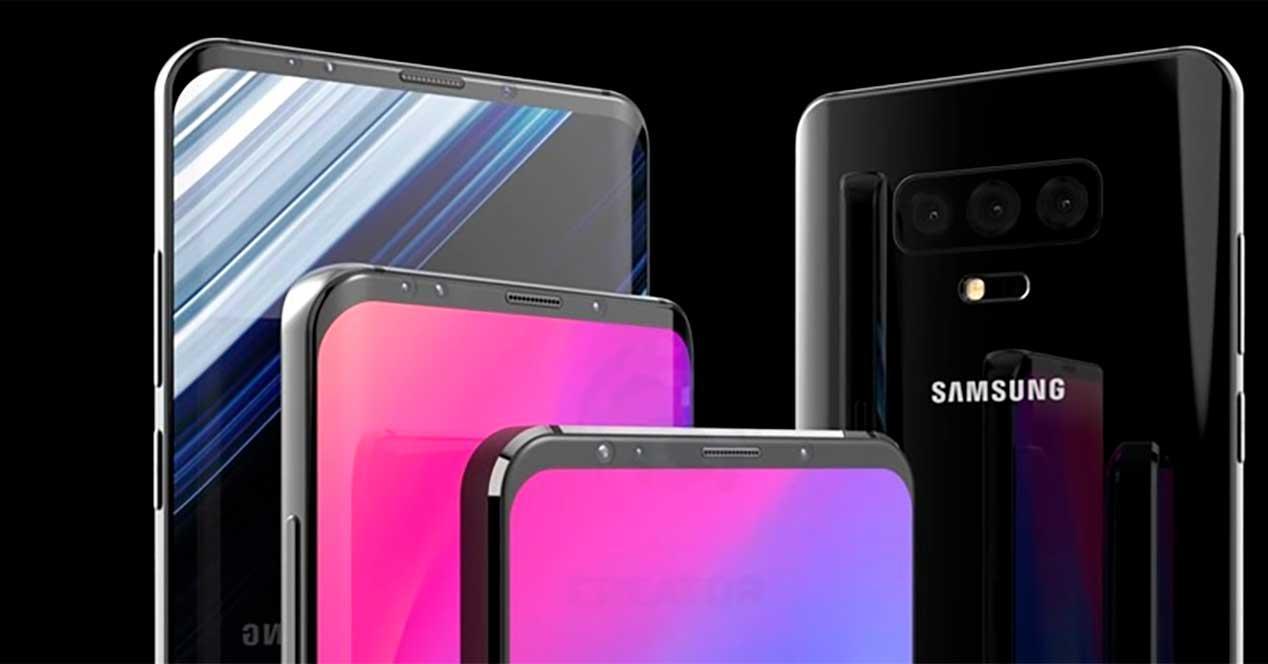 procesador del Samsung Galaxy S10