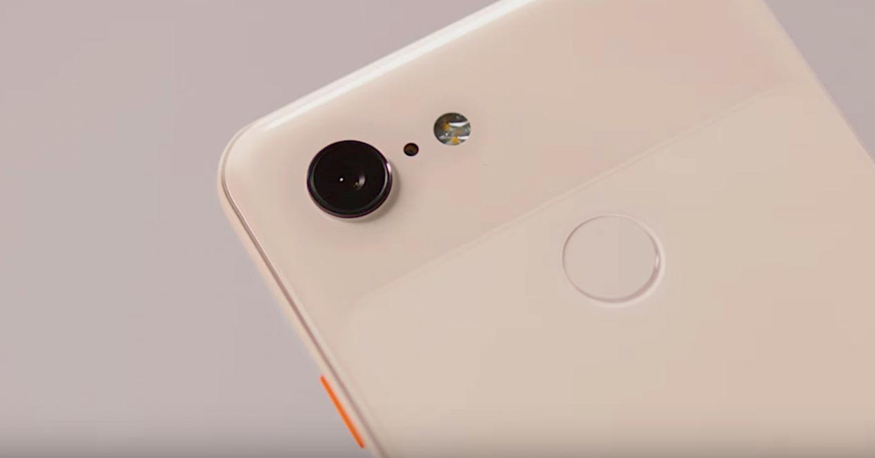 camara google pixel 3 xl