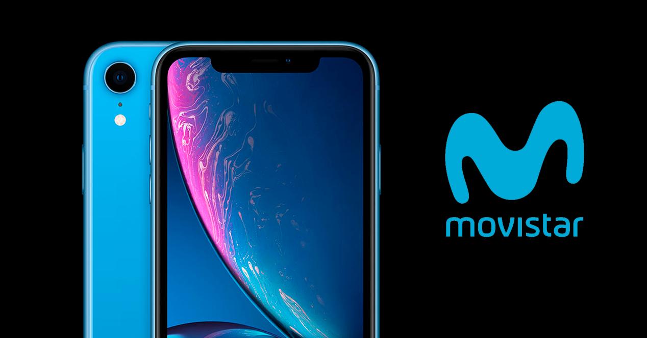 iPhone XR Movistar