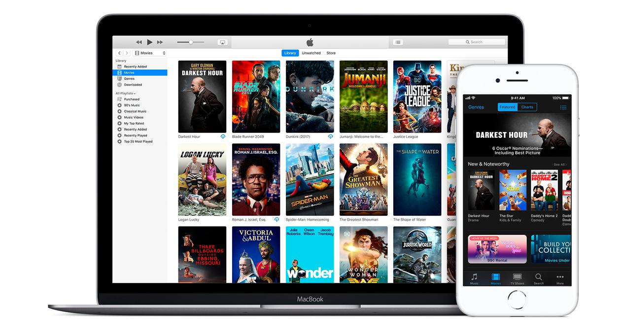 iTunes Apple