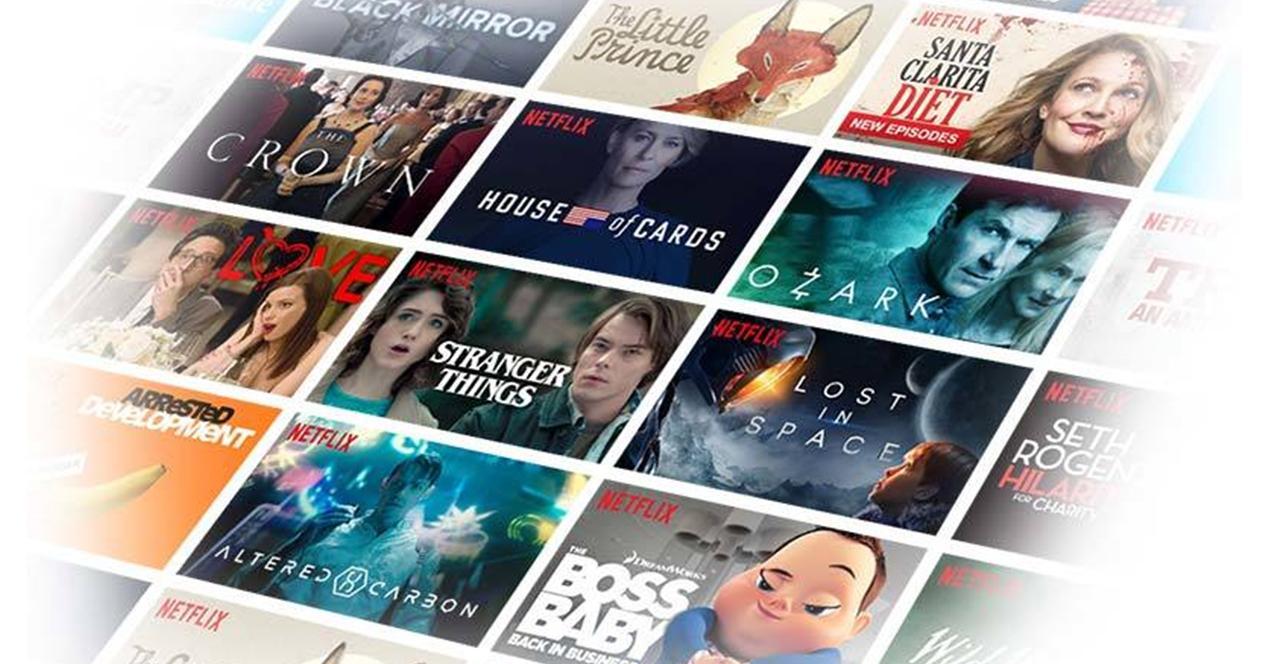 Títulos de Netflix