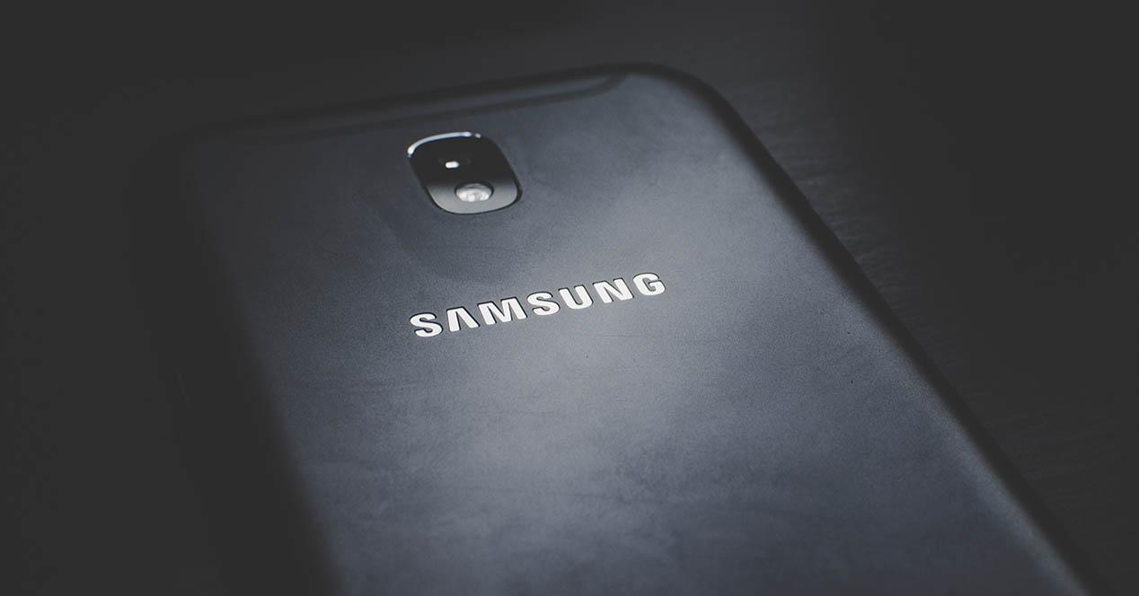 Telefono samsung logo