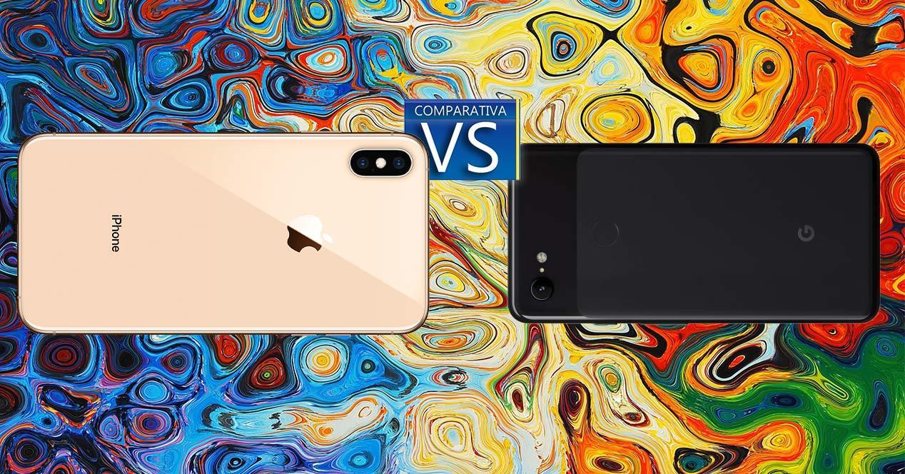 Comparativa de cámaras