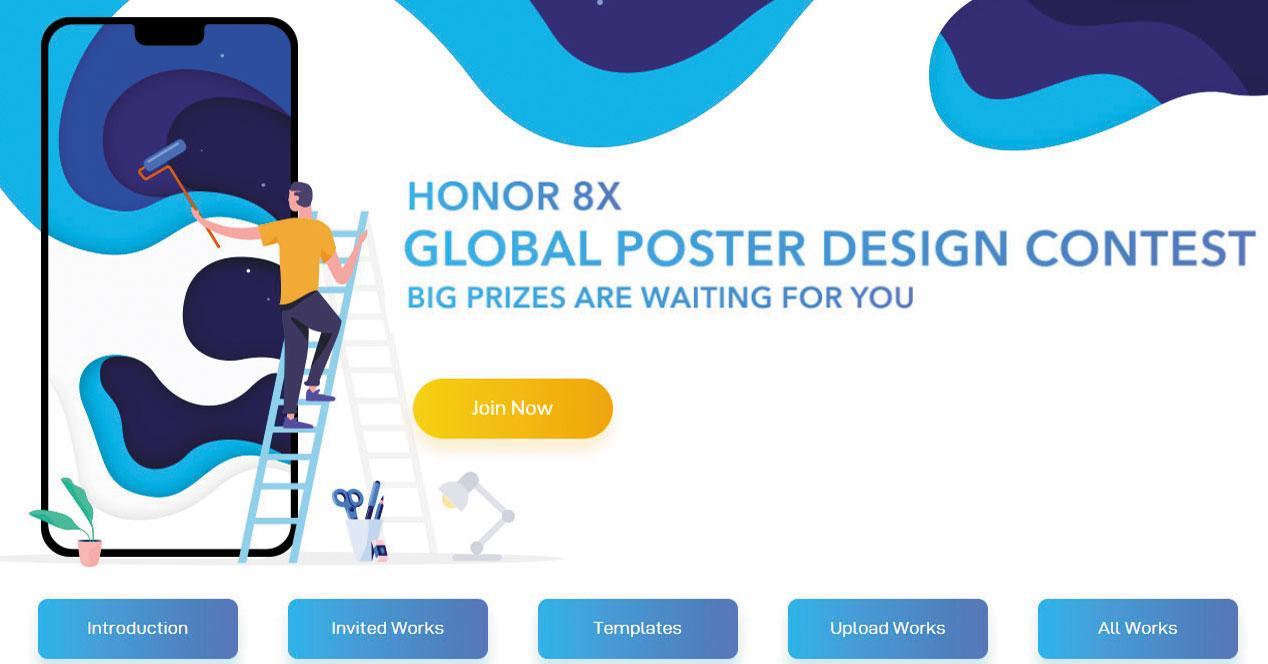 Honor 8X apertura