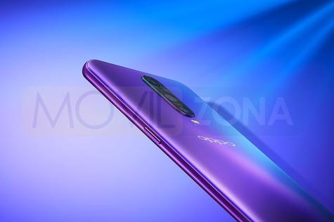 Oppo RX17 Pro Android