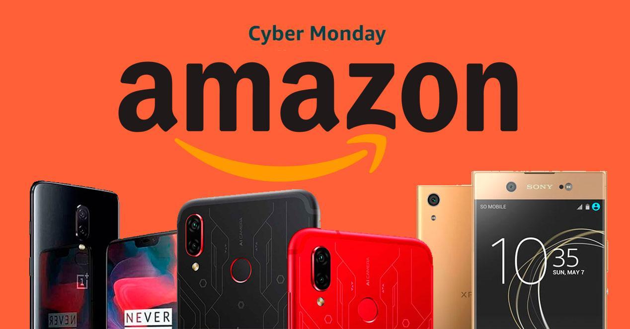 Cyber Monday 2018 de Amazon