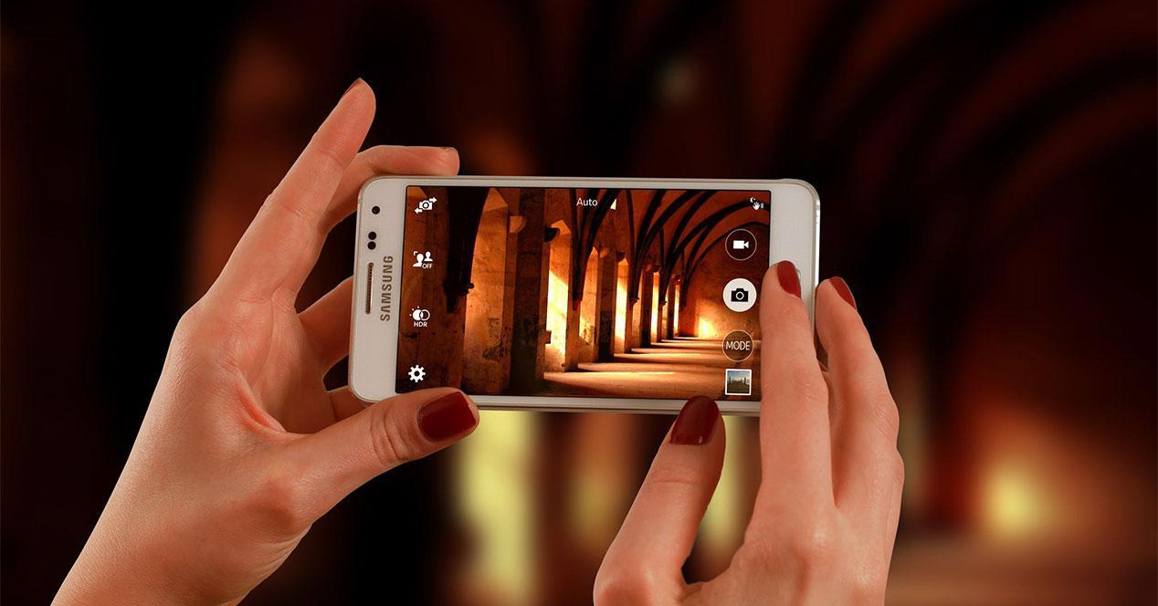 móviles baratos con buena cámara