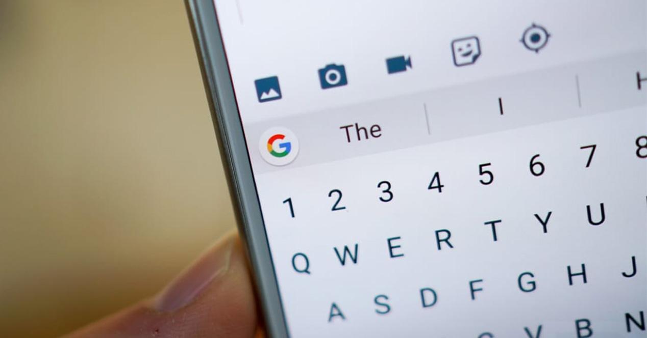 Teclado Gboard de Google