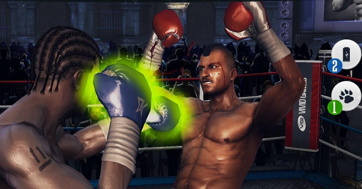 Boxeo juego