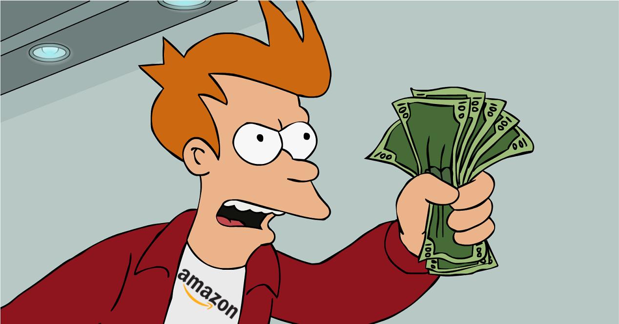 Futurama Amazon