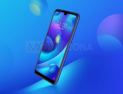 Xiaomi Mi Play azul