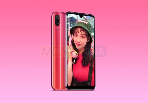 Xiaomi Mi Play rojo