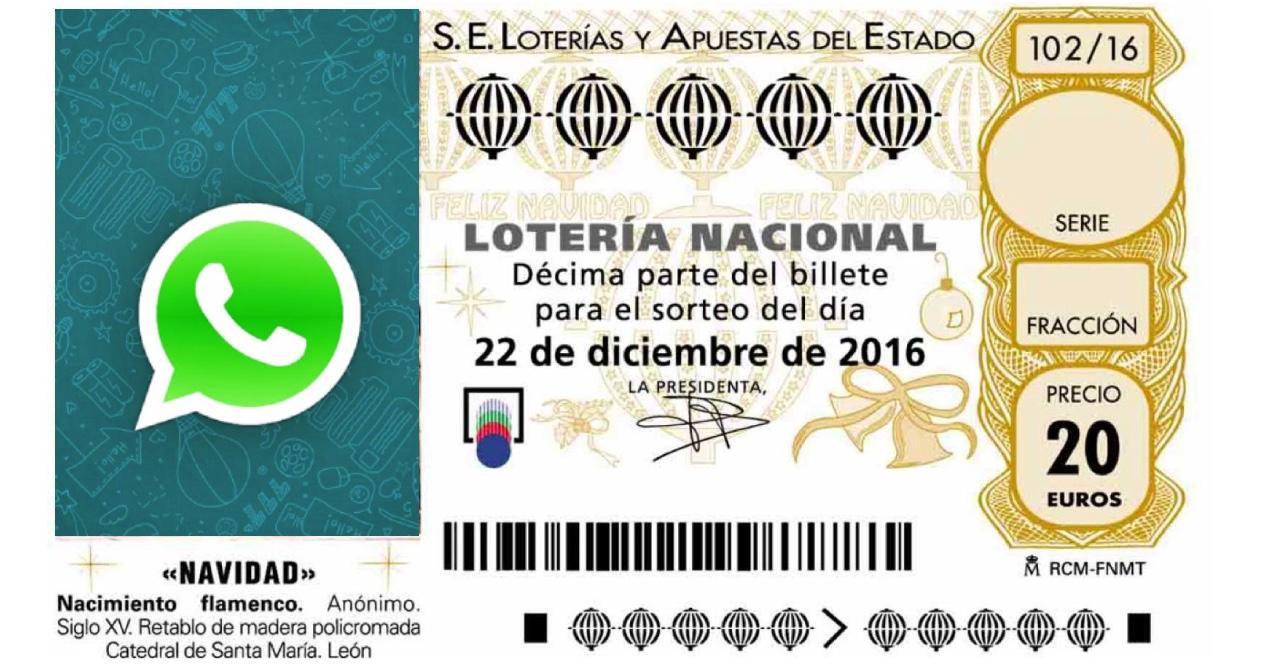 loteria whatsapp