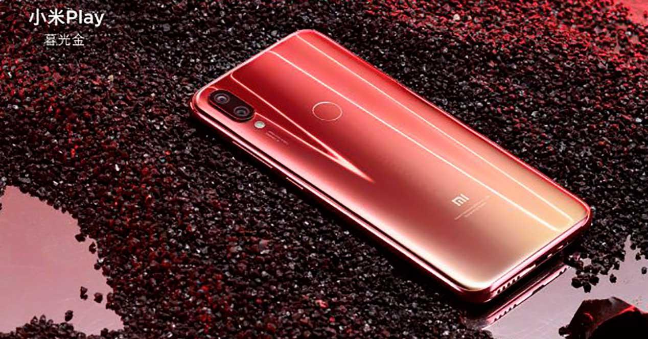 características del Xiaomi Mi Play