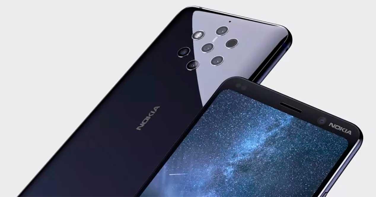 procesador del Nokia 9 PureView