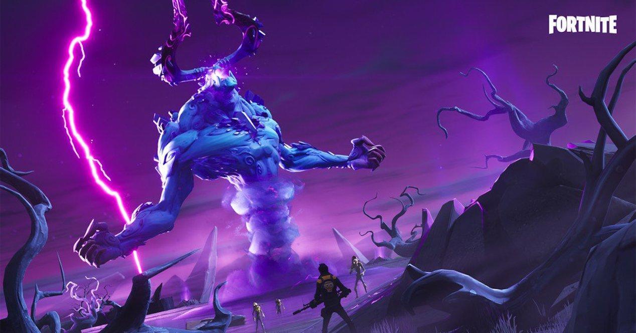 fortnite storm king