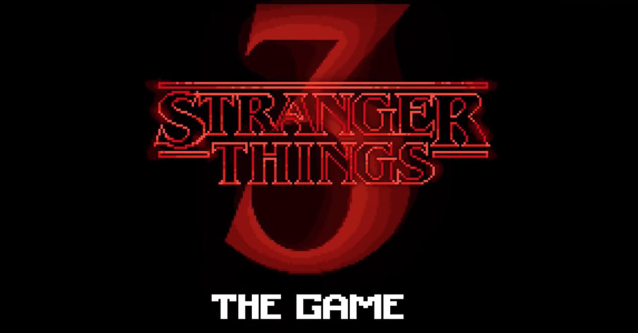 stranger things 3 movil