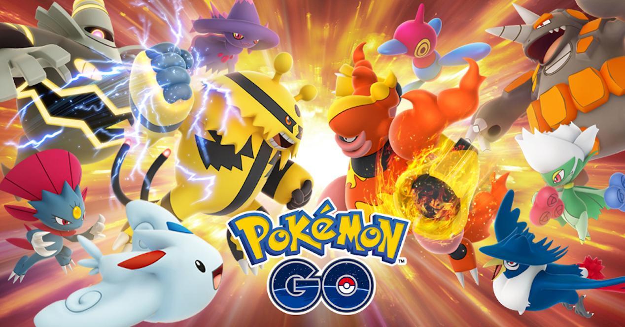 batallas pokemon go