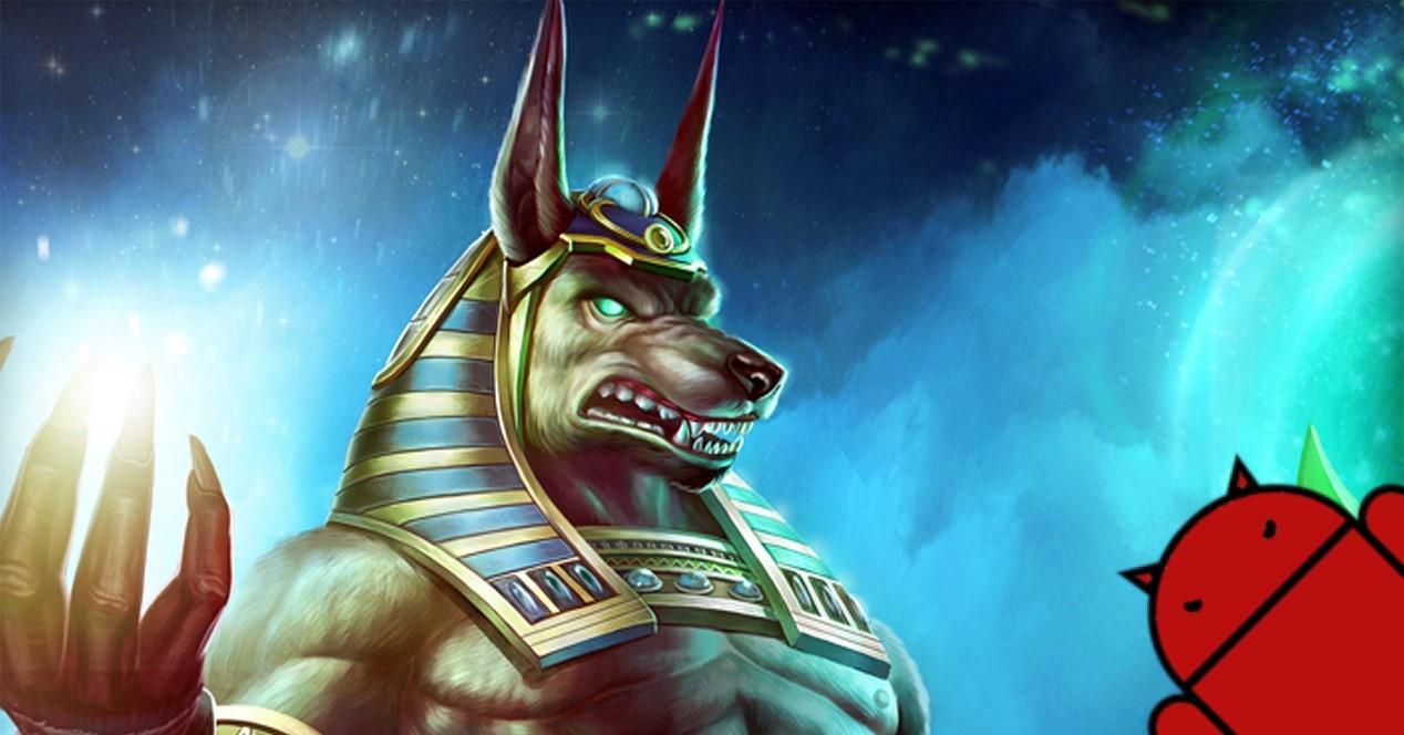 Anubis Malware
