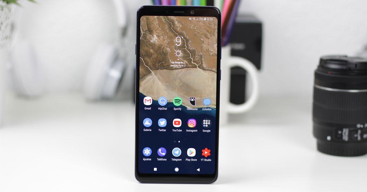 Imagen Samsung Galaxy A9 2018