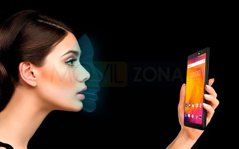 BlackBerry Evolve X reconocimiento facial