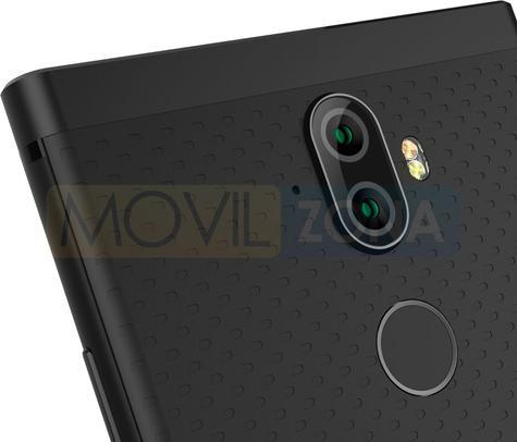 BlackBerry Evolve X doble cámara