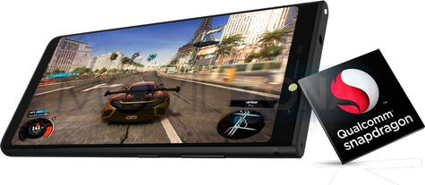 BlackBerry Evolve X juegos
