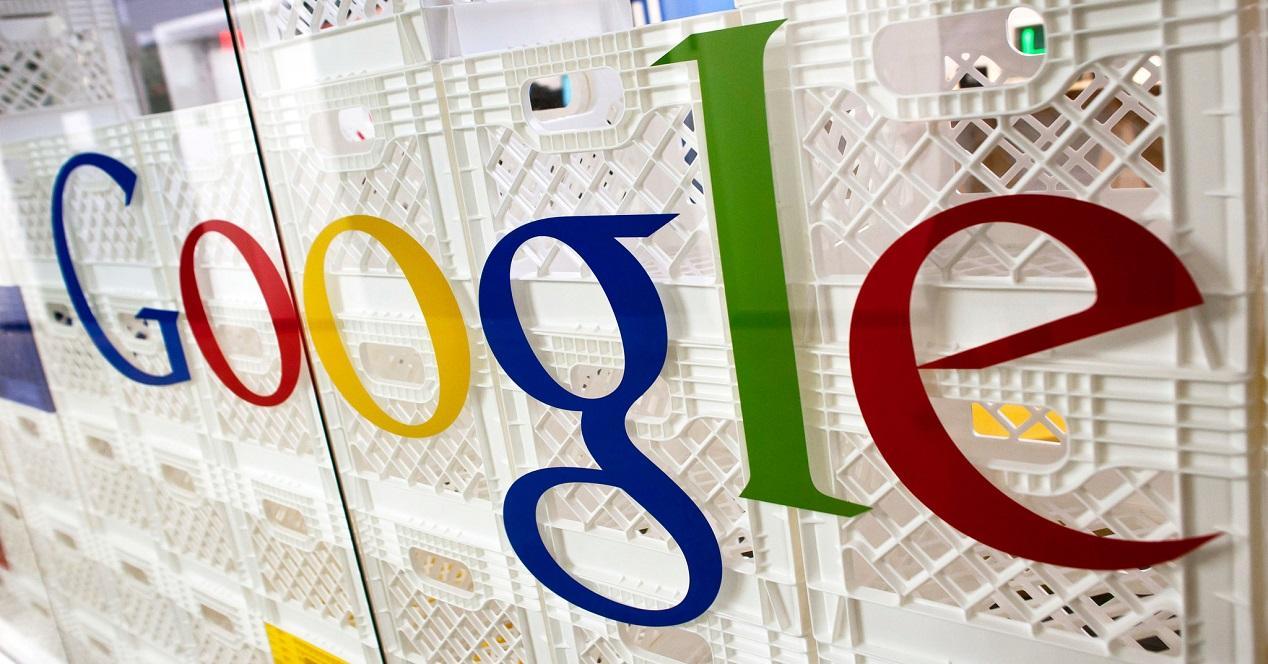 Google Logo portada