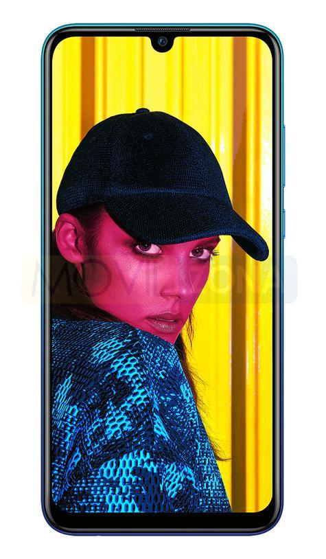 Huawei P Smart 2019 frontal pantalla