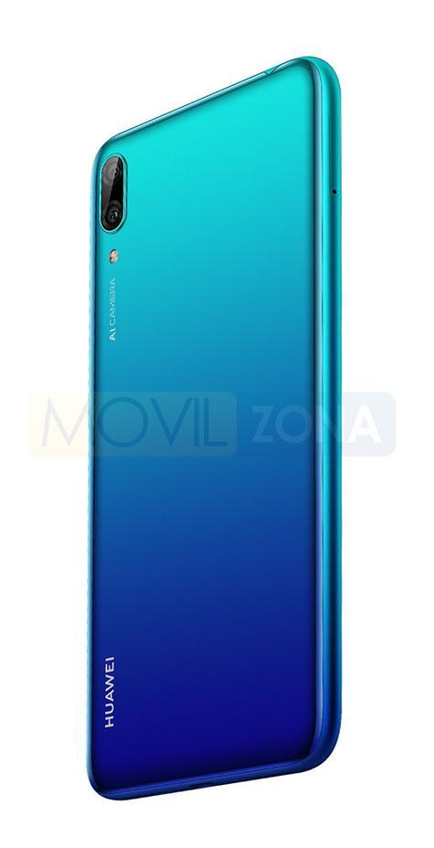 Huawei Y7 Pro 2019 cámara azul