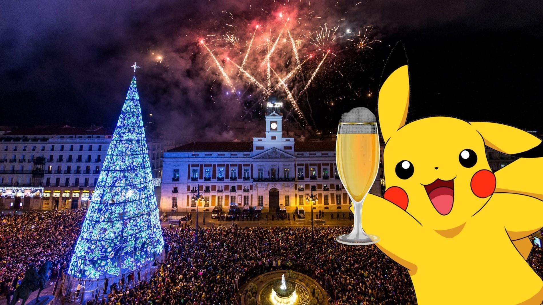 Pikachu Pokemon 2019