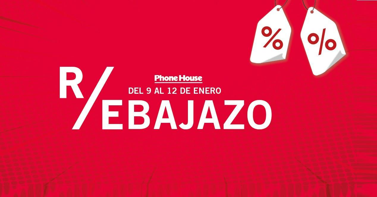 Rebajazo-phone house