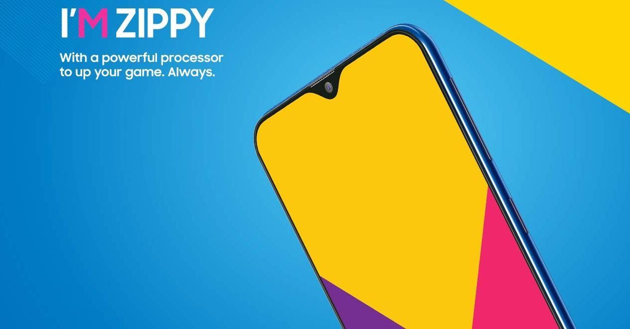 Samsung Galaxy M 01