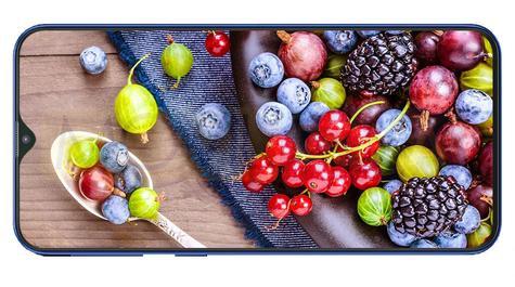 Samsung Galaxy M10 fruta