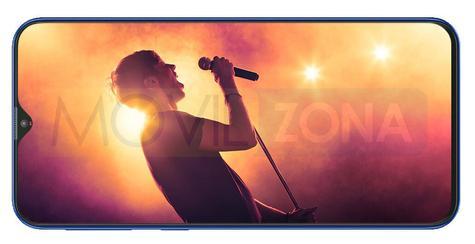 Samsung Galaxy M10 música